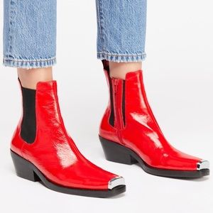 Free People Jeffrey Campbell Brisbane Chelsea Boot